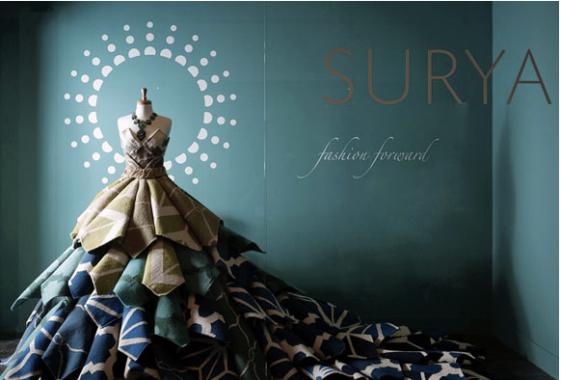 Surya Fashion Forward Award