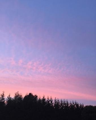 designpastiche.com Hamptons summer sky